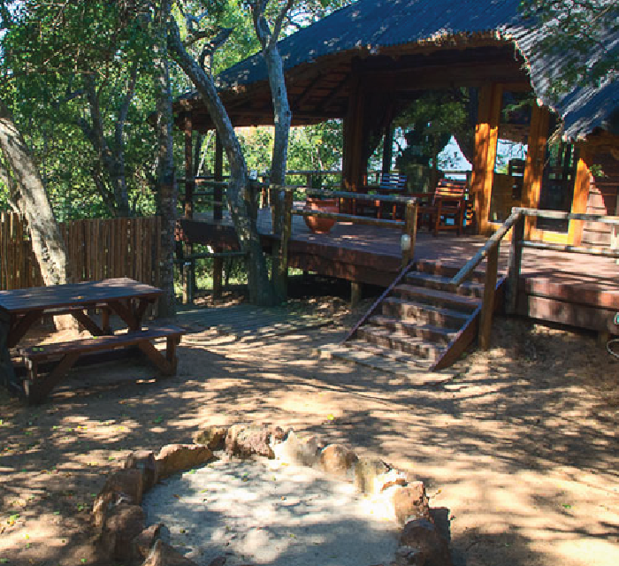 Isimangaliso Wetland Park accommodation